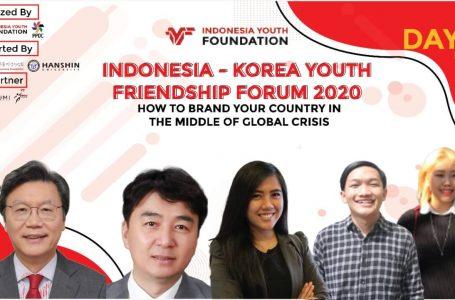 Indonesia – Korea Youth Friendship Forum 2020 Day 2