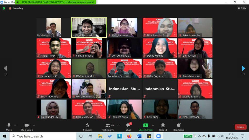 volunteer indonesia youth foundation