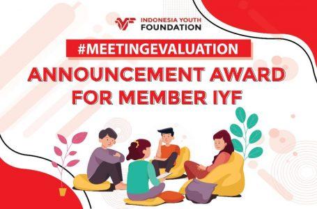 Meeting Evaluasi Indonesia Youth Foundation – November 2020