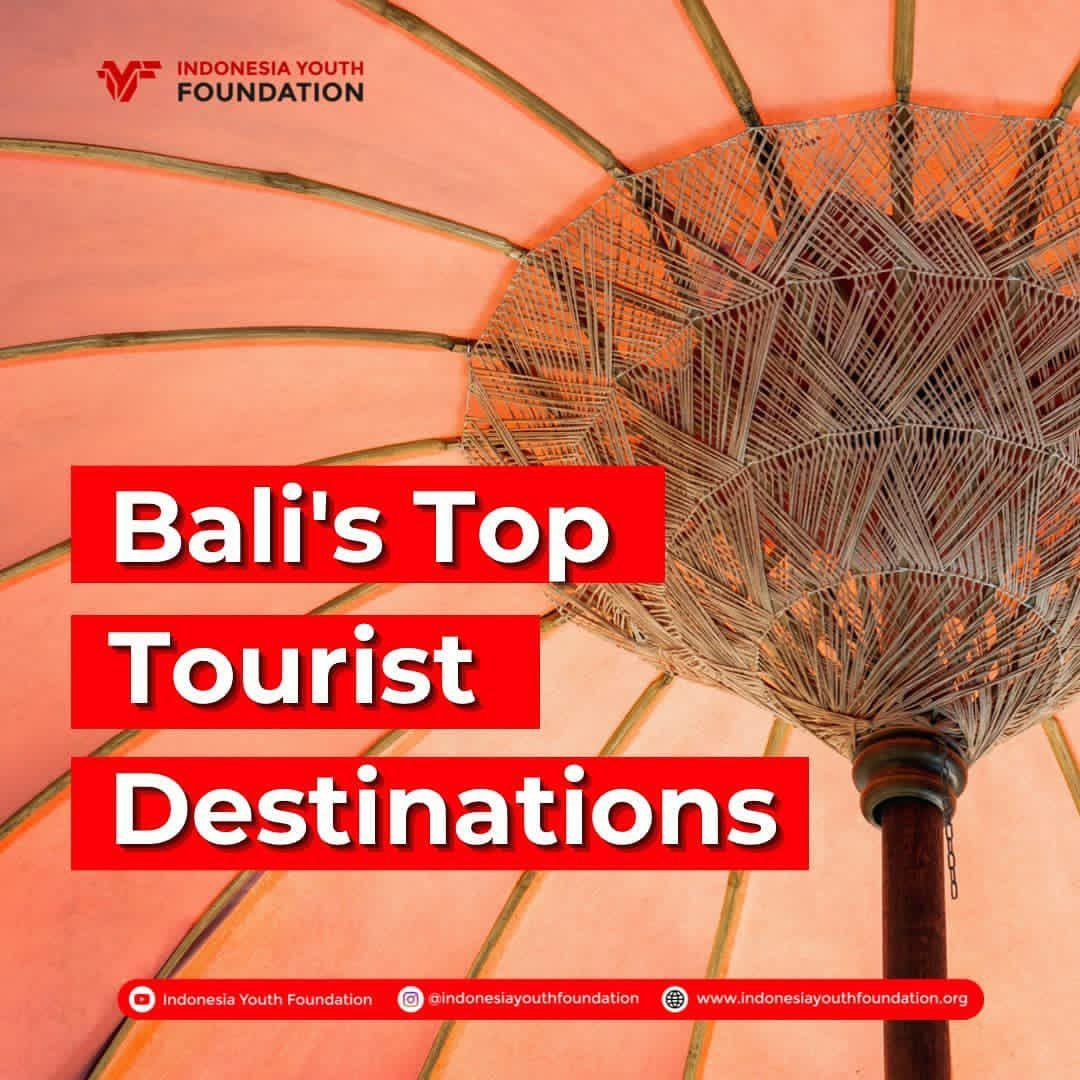 bali top touris destination