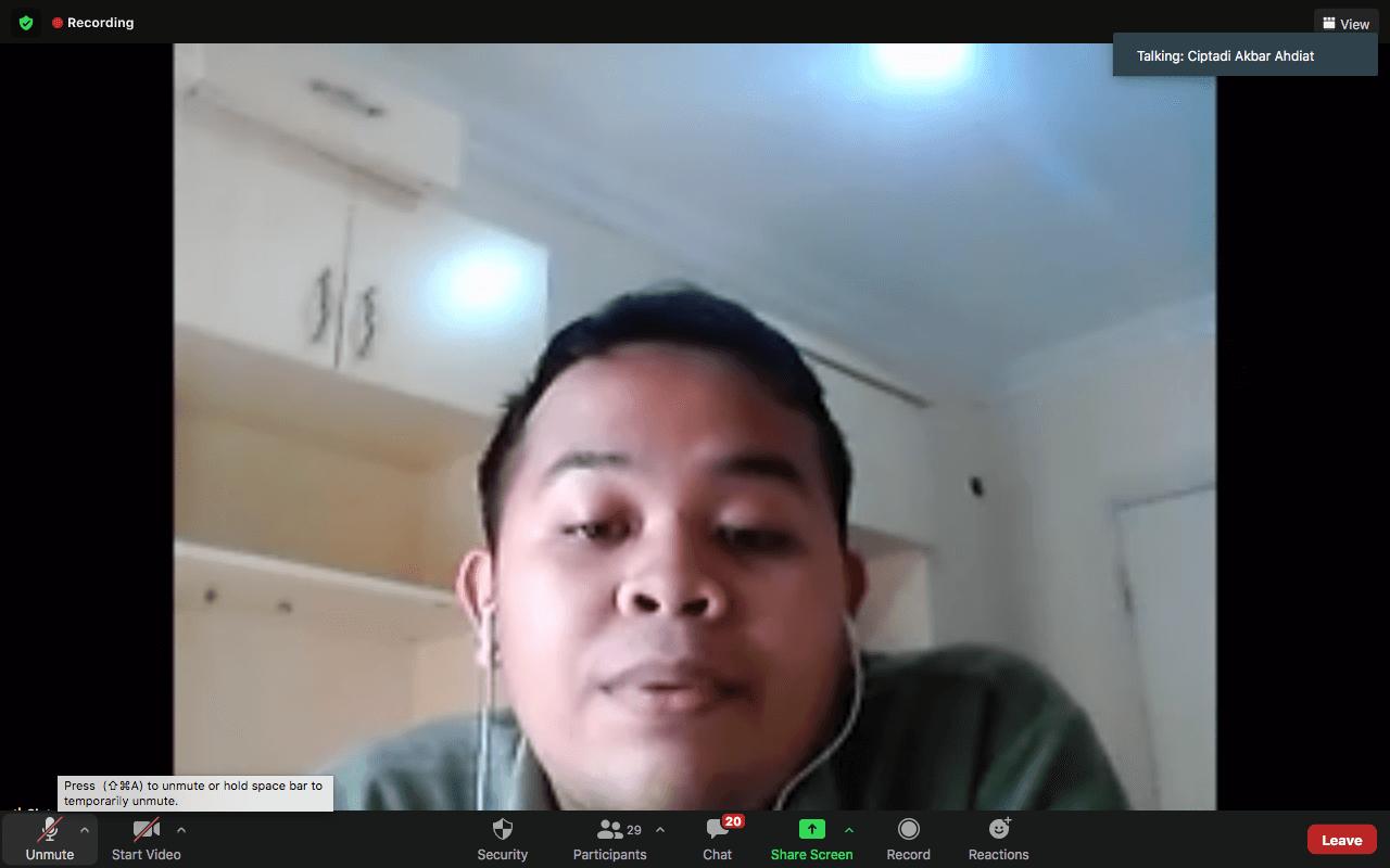opening mentoring program - indonesia youth foundation 2