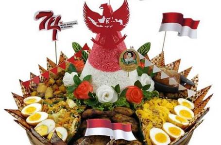 'NASI TUMPENG' DIPLOMACY FROM INDONESIA