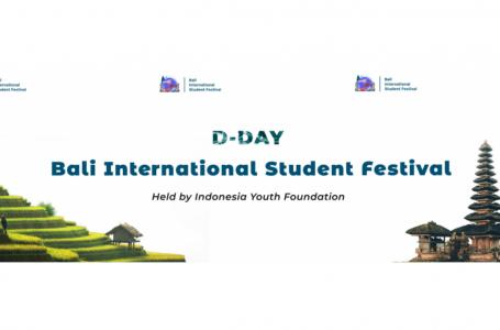 Bali International Student Festival 2020: a Better Solution for a Better Post-Pandemic World